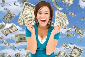 woman-with-money